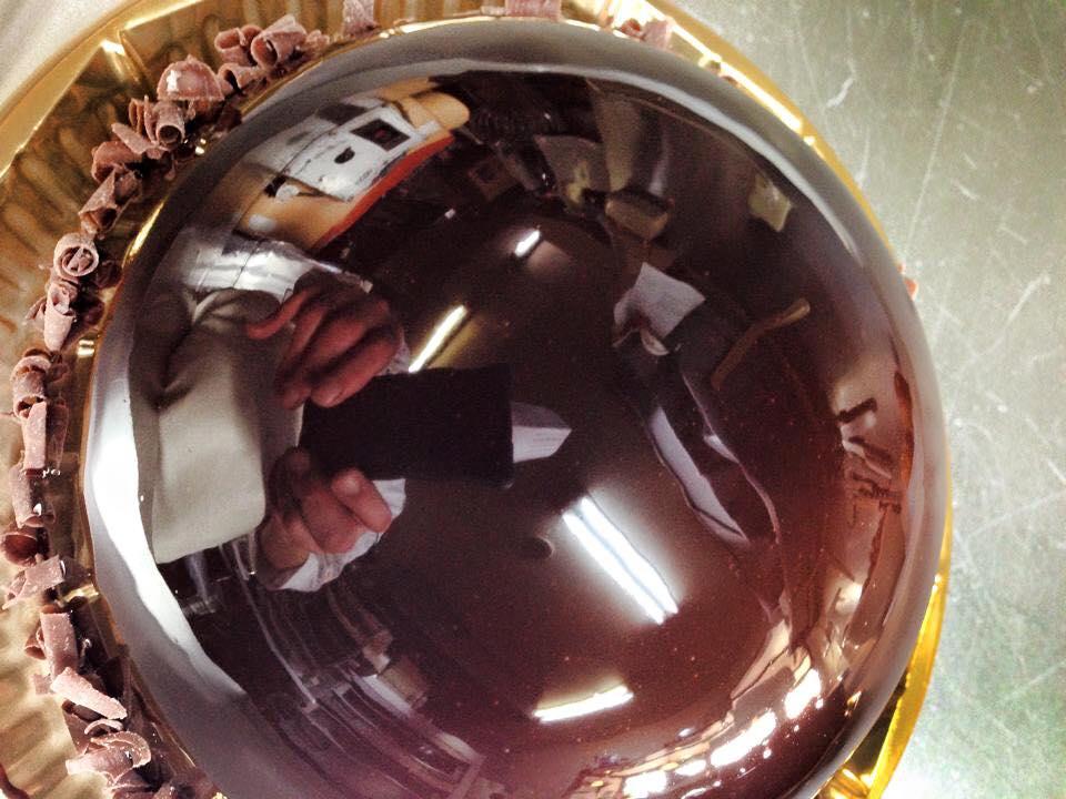 Comment faire un joli gla age miroir le blog for Comment faire un miroir